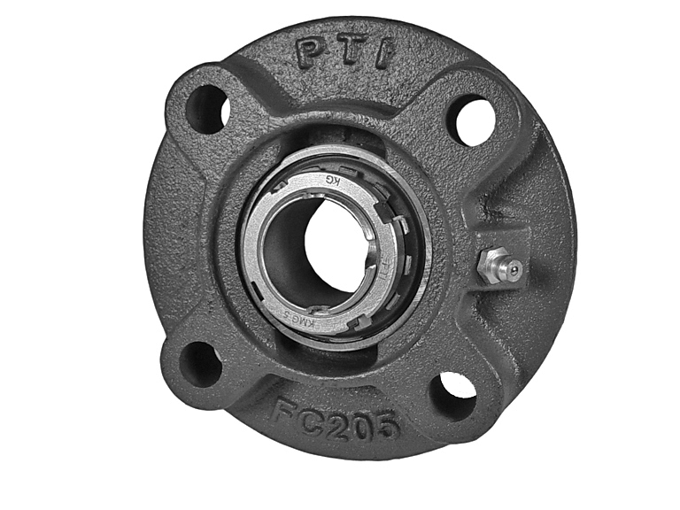4 Bolt Piloted Flange