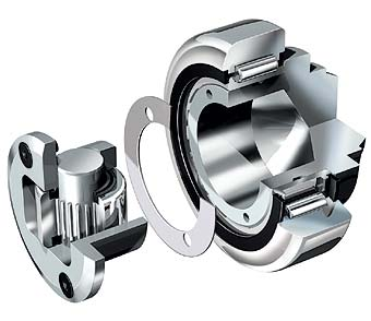 Shim adjustable Axial Bearing