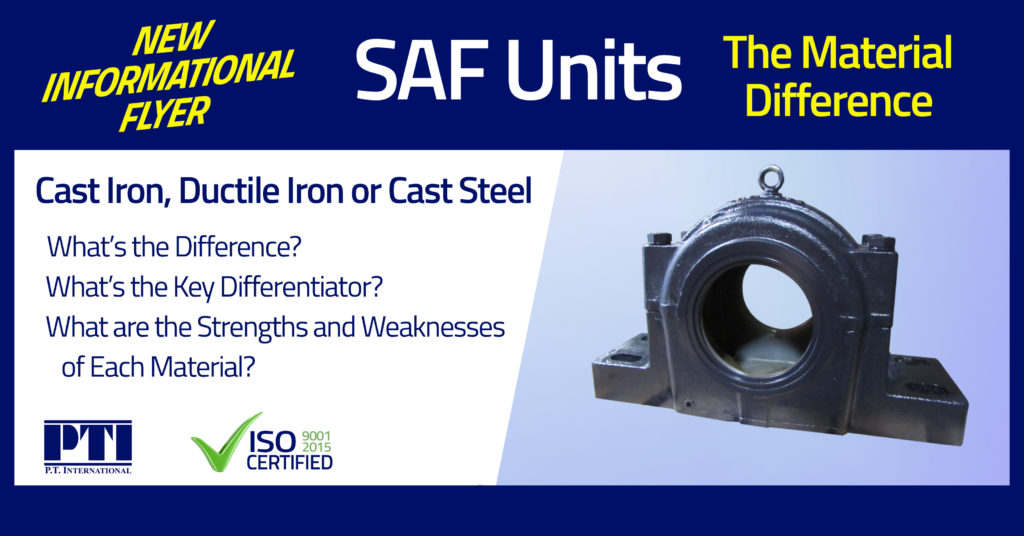 SAF Units – The Material Difference
