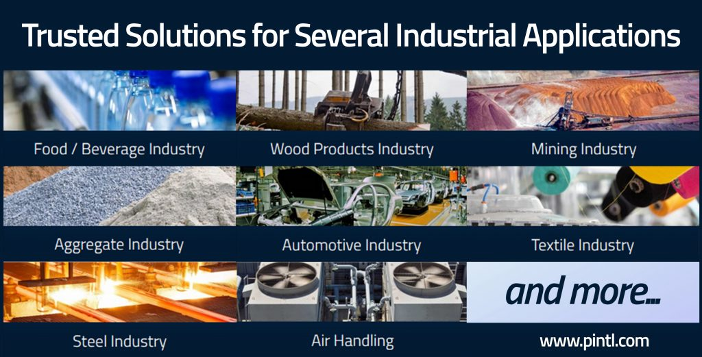 Trusted Solutions for Many Industrial Applications